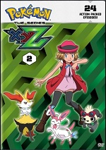 Pokemon - The Series - XYZ - Set 2