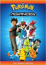 Pokemon Advanced - The Complete Collection