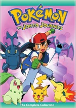 Pokemon - The Johto Journeys - The Complete Collection