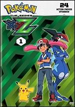 Pokemon - The Series - XYZ - Set 1