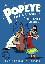 Popeye The Sailor - Volume 3 - The 1940s