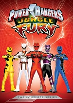 Power Rangers - Jungle Fury - The Complete Series