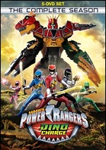Power Rangers Dino Charge - The Complete Season
