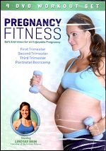 Pregnancy Fitness Workout Set
