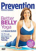 Prevention Fitness Systems - Better Belly Yoga