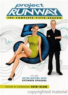 Project Runway - The Complete Fifth Season