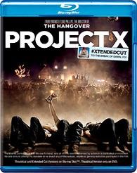 Project X (BLU-RAY + DVD)