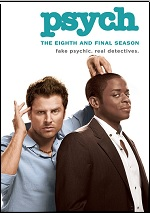 Psych - The Complete Eighth Season