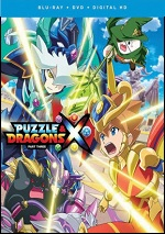 Puzzle And Dragons X - Part Three (DVD + BLU-RAY)