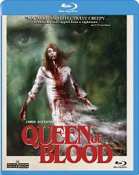 Queen Of Blood (BLU-RAY)