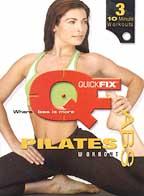 Pilates Abs Workout -  QuickFix