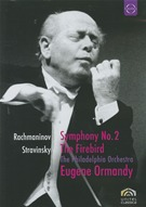 Rachmaninov, Stravinsky - Symphony No. 2, The Firebird