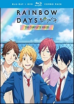 Rainbow Days - The Complete Series (DVD + BLU-RAY)