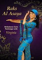 Raks Al Asaya - Bellydance Cane Technique With Virginia