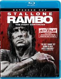 Rambo - Extended Cut (2008) (BLU-RAY)
