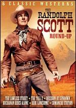Randolph Scott Round-Up - Vol. 1
