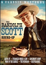 Randolph Scott Round-Up - Vol. 2