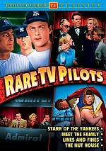 Rare TV Pilots