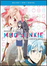 Recovery Of An MMO Junkie - The Complete Series (DVD + BLU-RAY)