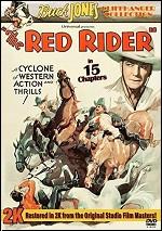 Red Rider - Buck Jones Cliffhanger Collection