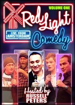 Red Light Comedy - Live From Amsterdam - Vol. 1