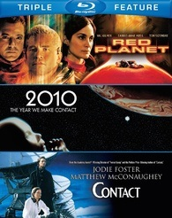 Red Planet / 2010 / Contact (BLU-RAY)