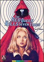 Red Queen Kills Seven Times
