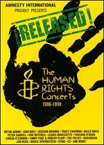 Released! - The Human Rights Concerts 1986 - 1998