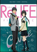 ReLIFE - Final Arc (DVD + BLU-RAY)