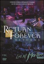 Return To Forever Returns - Live At Montreux 2008