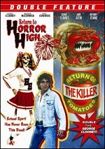 Return To Horror High / Return Of The Killer Tomatoes