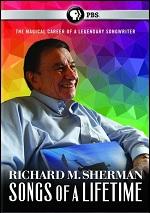 Richard M. Sherman - Songs Of A Lifetime