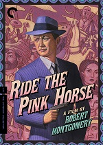 Ride The Pink Horse - Criterion Collection