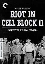 Riot In Cell Block 11 - Criterion Collection