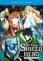 Rising Of The Shield Hero: Season One - Part One (DVD + BLU-RAY)