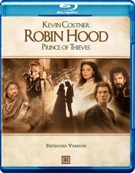 Robin Hood - Prince Of Thieves - Extended Version (BLU-RAY)