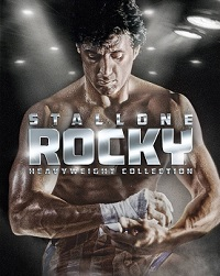 Rocky - Heavyweight Collection (BLU-RAY)