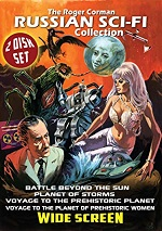 Roger Corman Russian Sci-Fi Collection