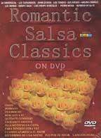 Romantic Salsa Classics On DVD