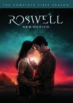 Roswell, New Mexico - The Complete First Season