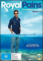 Royal Pains - The Complete Collection
