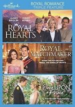 Royal Romance Triple Feature