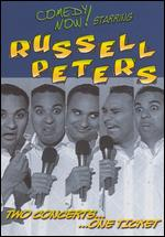 Russell Peters - Two Concerts...One Ticket