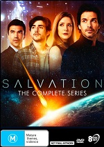 Salvation - The Complete Series