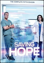 Saving Hope - The Complete Fifth Season