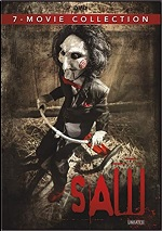 Saw - The Complete Movie Collection