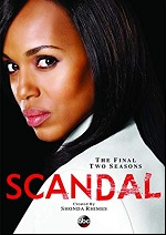 Scandal - The Complete Sixth And Seventh Seasons