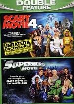 Scary Movie 4 / Superhero Movie