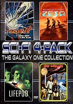 Sci-Fi 4-Pack: The Galaxy One Collection