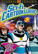 Sci-Fi Cartoon Classics - Vol. 2